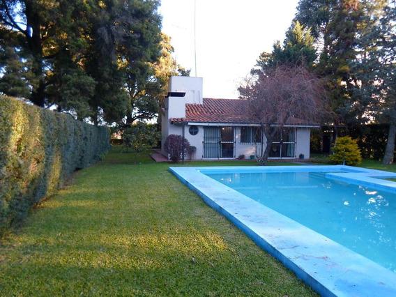 Venta Casa Quinta Con Pileta Y Gran Parque - General Rodriguez