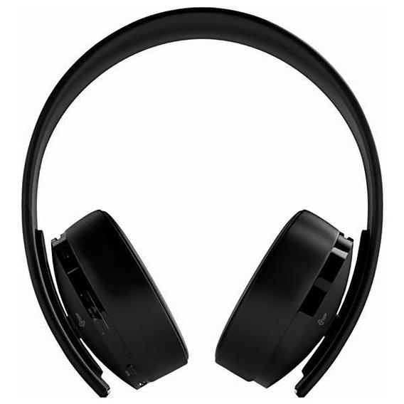 Headset Sem Fio Sony New Gold Cuhya-0080 Com Microfone - Pre