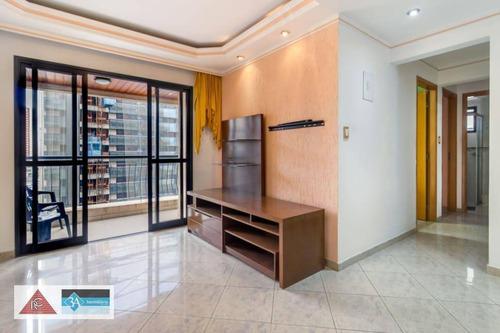 Imagem 1 de 27 de Apartamento Com 3 Dormitórios À Venda, 85 M² Por R$ 710.000,00 - Tatuapé - São Paulo/sp - Ap6496