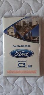 Tarjeta De Navegación Mapas Ford Focus Escape Fusion Fiesta