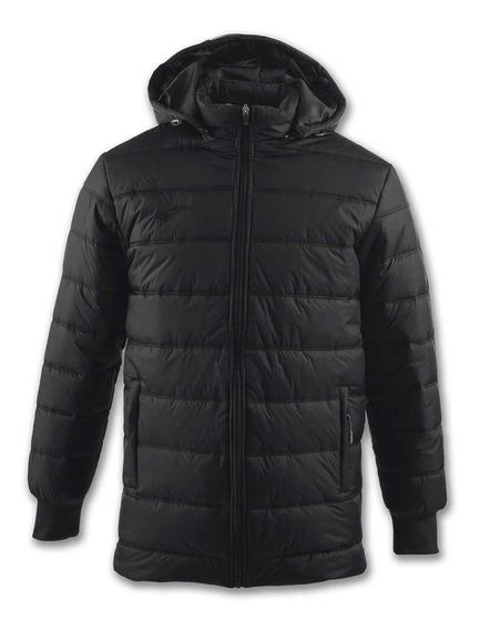 Campera Hombre Joma Nylon Urban Coat Black (0101)
