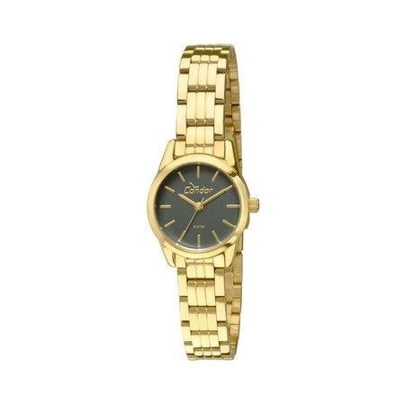 Relógio Condor Feminino Mini Co2035kmx/4v Dourado