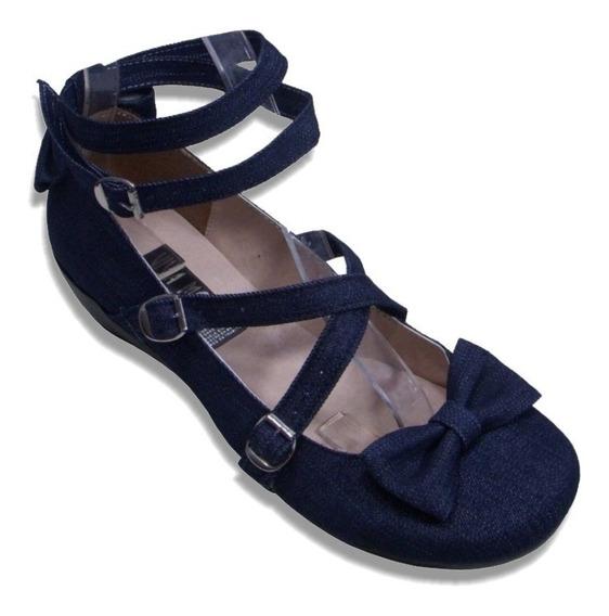Zapatos Lolitas Moños Números Grandes Hasta 29 Mx