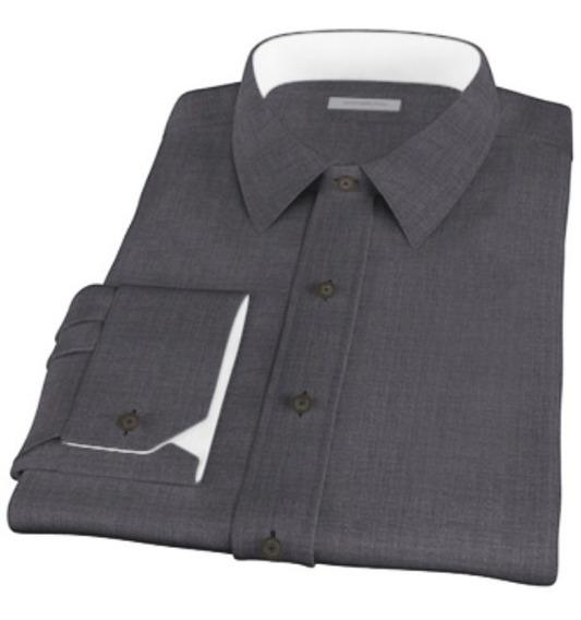 Camisa Vestir Hombre * Christian Dior* Entallada O Recta New