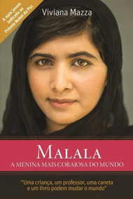Malala A Menina Mais Corajosa Livro Viviana Mazza Frete 9
