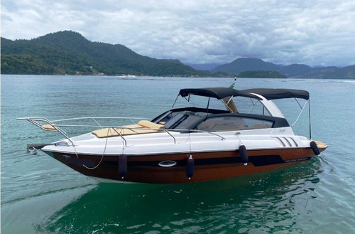 Lancha Triton 300 Mercruiser 6.2   300 Hp   Muito Nova !!!