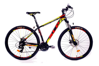 Bicicleta Slp 200 Pro Rodado 29 24 Velo Disco Envio Aluminio