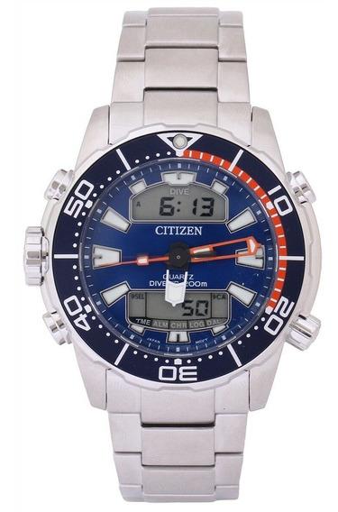 Relogio Citizen Jp1099-81l Aqualand Promaster Aqualand Diver