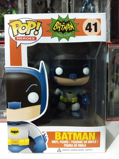 Funko Pop - Batman classic Tv SeriesFunko De adam West