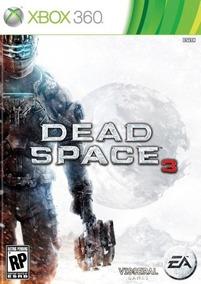 Jogo Dead Space 3 Xbox360 Ntsc Midia Fisica Original