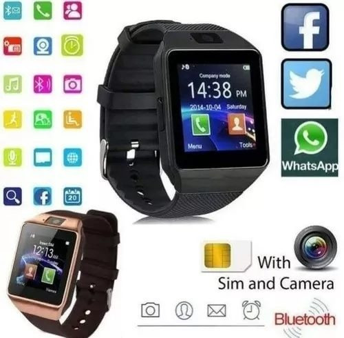 Reloj Smart Watch Bluetooh Por Mayor Envio Provincia