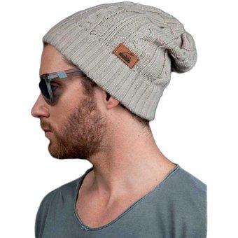 d2a256df30 Gorro En Lana Para Hombre Outfit Urban Beige - $ 55.860 en Mercado Libre