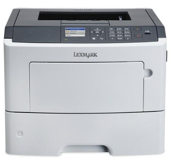 Impressora Lexmark Ms610dn Seminova Sem Suprimentos