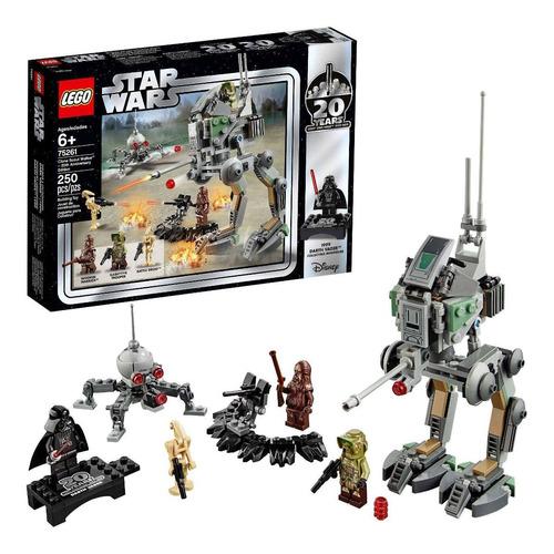 Set De Construcción Lego Star Wars 20th Aniversario Clone