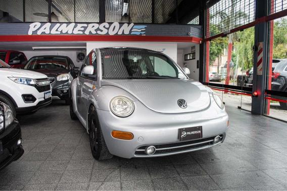 Volkswagen New Beetle Luxury 2002 Permuto!!