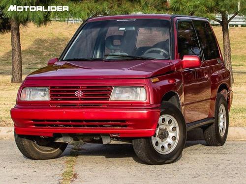 Suzuki Vitara Jlx 4x4 Excelente Estado - Permuta / Financia