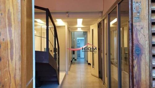 Casa Com 4 Dormitórios Para Alugar, 184 M² Por R$ 8.300,00/mês - Botafogo - Rio De Janeiro/rj - Ca0316