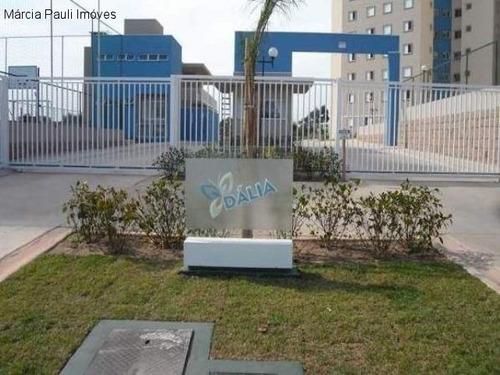 Apartamento A Venda No Condomínio Pnova Cidade Jardim/dalia - Jundiaí/sp. - Ap06011 - 69363727