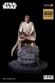 Iron Studios Luke Skywalker Star Wars Viii Art Scale