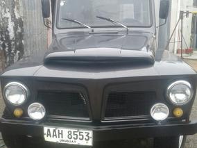 Jeep 1963 Overland