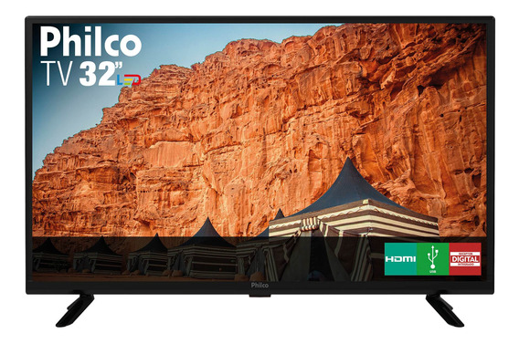 Tv Hd Philco 32 Ptv32g50d Hdmi Usb