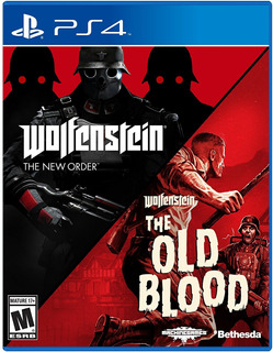 Wolfenstein The Two-pack - Playstation 4
