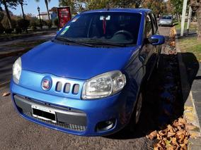 Fiat Uno Novo Attractive 2do Dueño