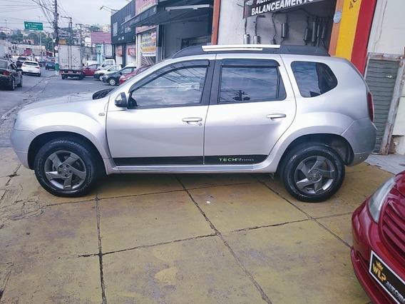 Renault Duster Completa Automatica Financio Co Score Baixo