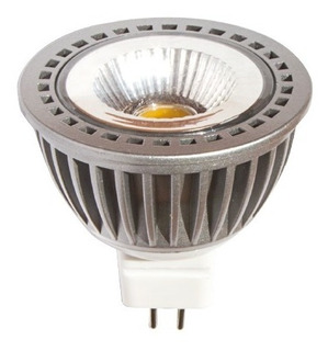 Foco Led Mr16 8 Watts Luz De Dia Tipo Spot Empotrable Ipsa