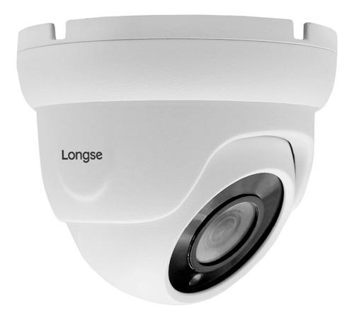 Cámara De Seguridad Longse Tipo Domo Ip 2mp - Lirdbahsl200