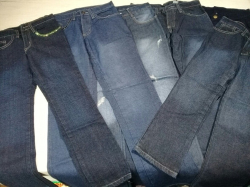Pantalones De Jean Para Niñas (lote)