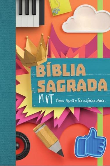 Biblia Sagrada - Colagem - Mundo Cristao