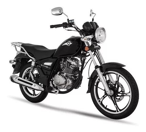 Dafra Kansas | Suzuki Intruder | Haojue Chopper - ( A )