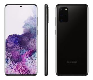 Smartphone Samsung Galaxy S20+ 128gb 6.7 Cam. Tripla- Preto