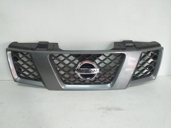 Grade Radiador Nissan Frontier 2008 09 10 11 12 Recuperada