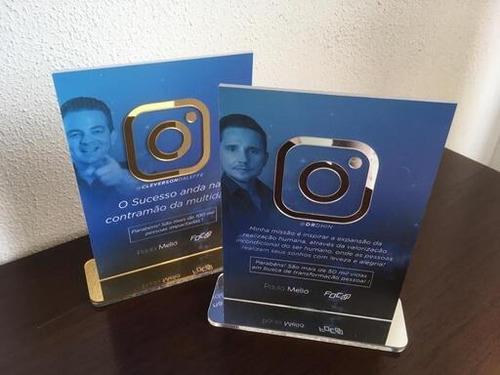 Trofeú Personalizado Premiação De Eventos, Campeonatos