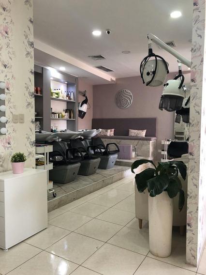 Vendo Punto Comercial De Salón De Belleza Y Barbería