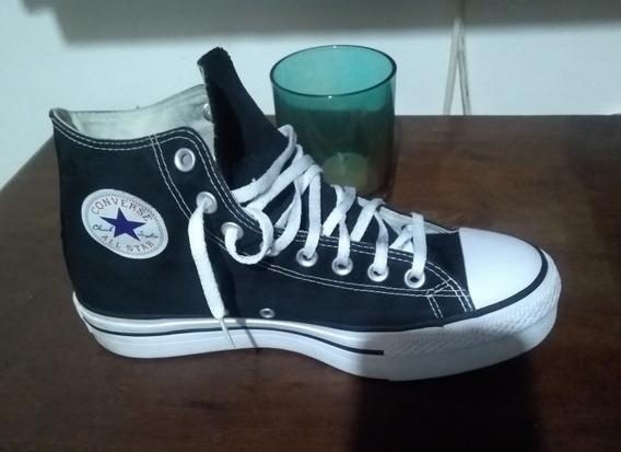 Zapatillas Botitas Converse Originales Talle 40 Como Nuevas