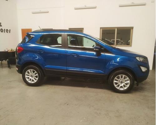 Ford Ecosport 2021 1.5 Se 123cv 4x2 Manual