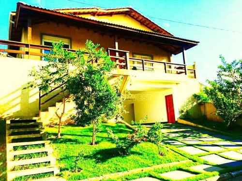 Casa À Venda Na Região Da Granja Viana. - Ca13955