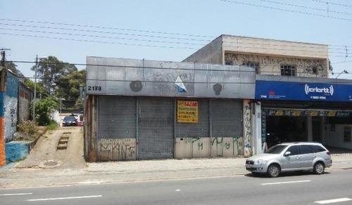 Locação Salão - Socorro - São Paulo-sp - Rr3857