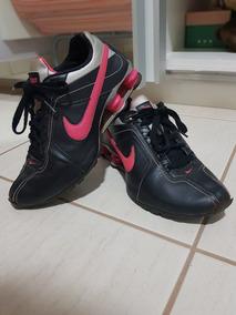 Tênis Nike Shox Feminino Tam 36