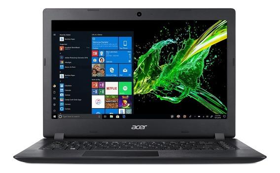 Notebook Acer Aspire 3 A314 Amd A9 1.8 Ghz 128ssd 4gb 14