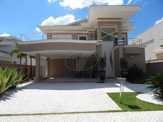 Casa À Venda Em Alphaville Dom Pedro - Ca225640