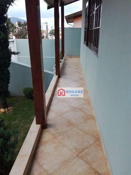 Casa À Venda, 243 M² Por R$ 650.000,00 - Novo Horizonte - Paraisópolis/mg - Ca2621