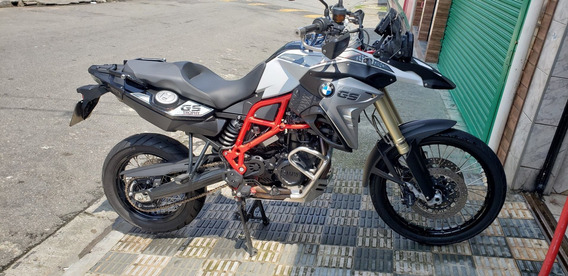 Bmw Gs 800f Premium Trophy - Unico Dono