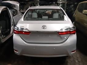 Sucata De Toyota Corolla Gli 1.8 Aut - Motor Câmbio Peças