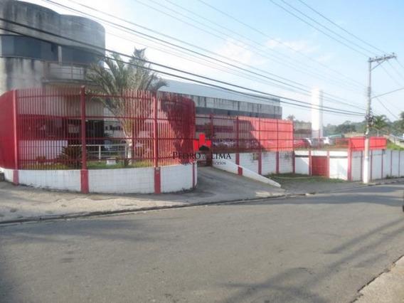 Oportunidade - Galpão - Região Industrial - Ferraz De Vasconcelos - Pe25367