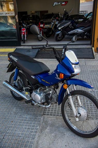 Honda Pop 100 Año 2008 Pro Seven!!