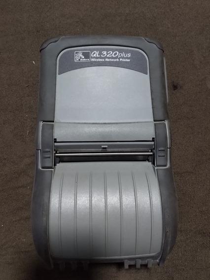 Impressora Zebra Portatil Ql320 Plus Wifi